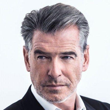 Genial Frisuren Für ältere Männer