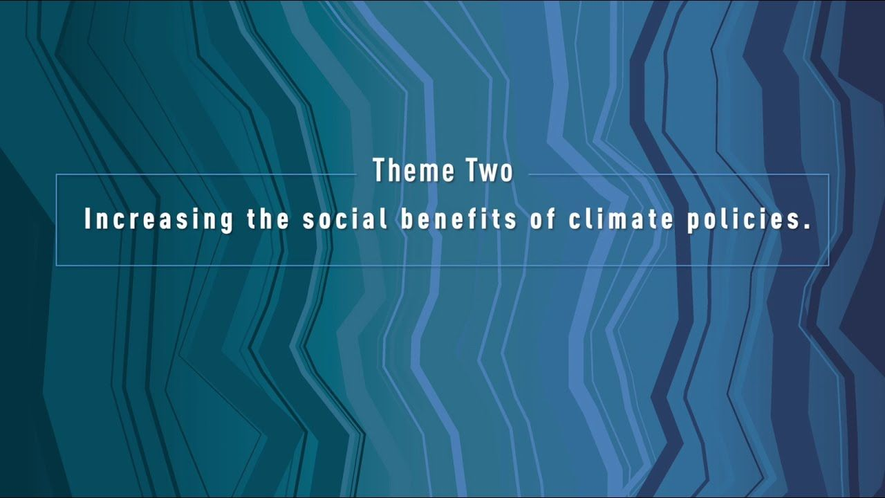 GCCA+: climate change and social benefits