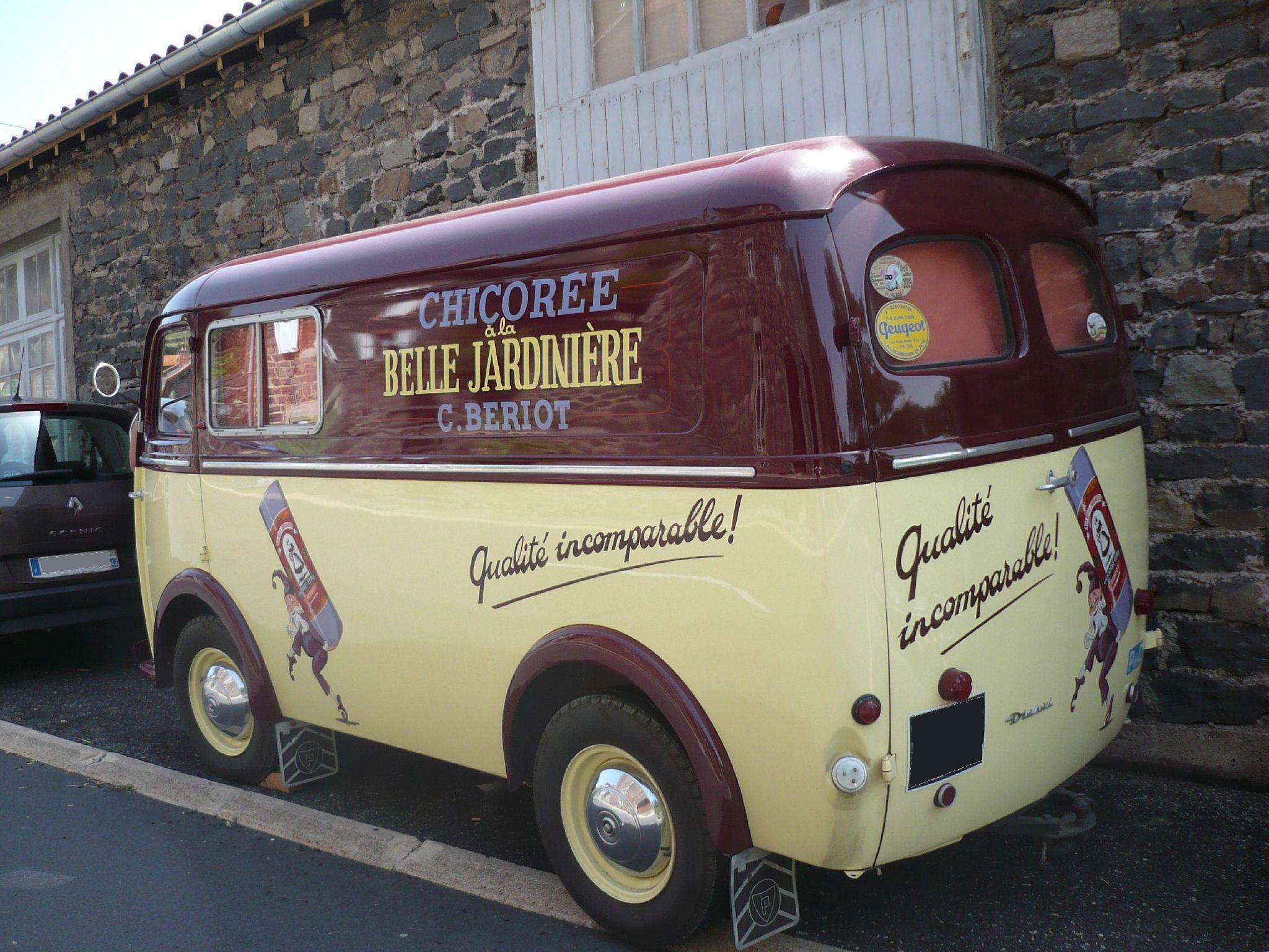 peugeot d4bd fourgon 1961 vroom vroom peugeot cars and commercial van. Black Bedroom Furniture Sets. Home Design Ideas