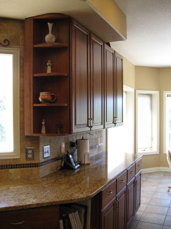 Luxury Kitchen Cabinets Denver Colorado (Dengan gambar)