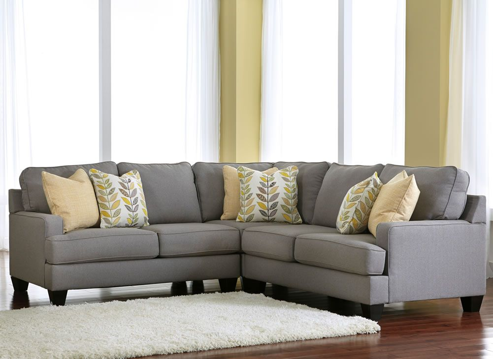Furniture Stores Chicago | 3 Piece Modular Sectional