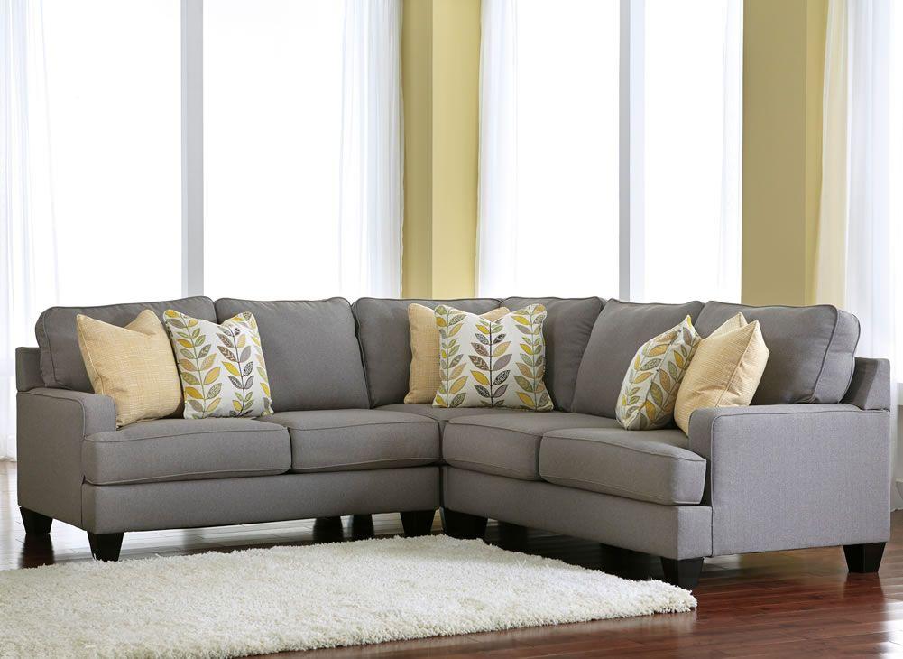 Etonnant Furniture Stores Chicago | 3 Piece Modular Sectional