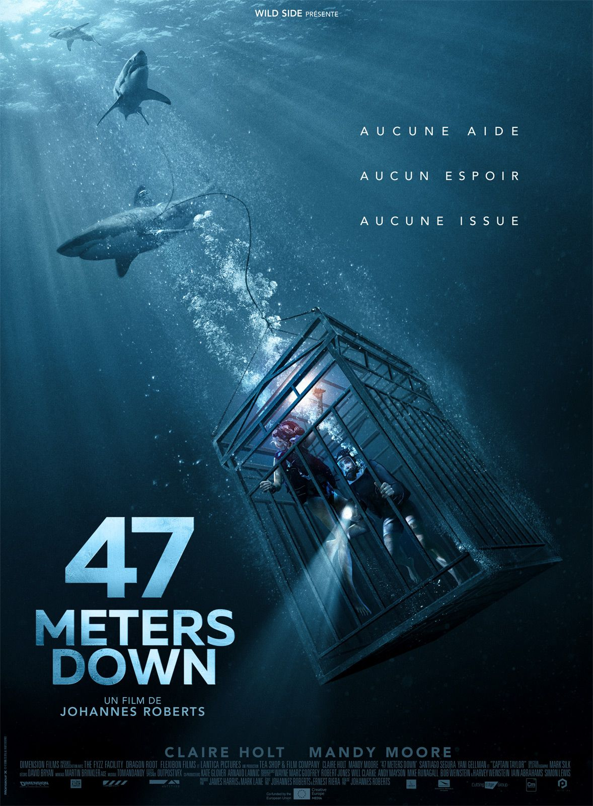 Image result for 47 meters down