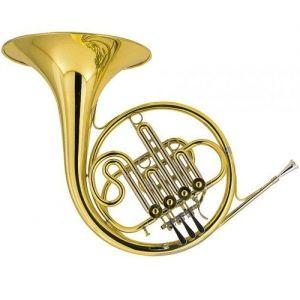 Single French Horn Bb AMATI AHR 532