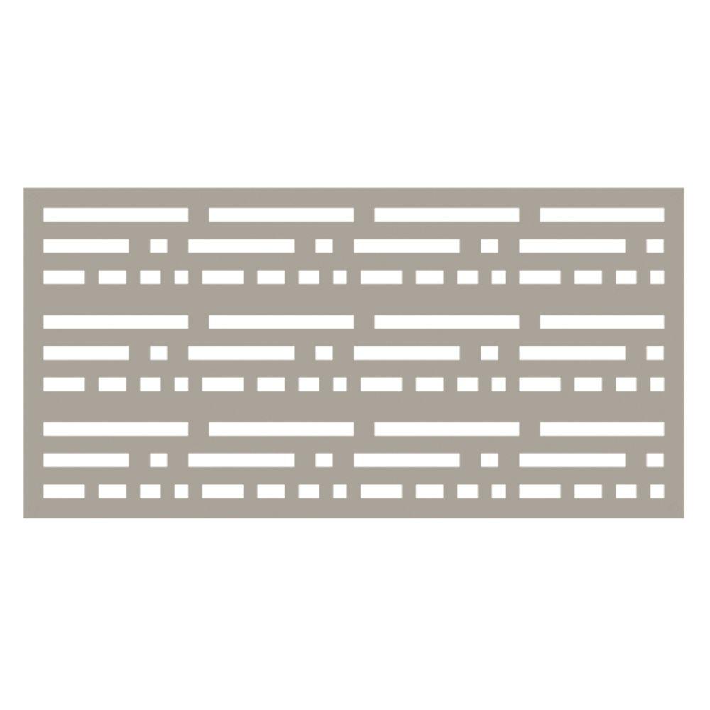 Best 2 X 4 Morse Designer Sheeting Clay Decorative Screen 400 x 300
