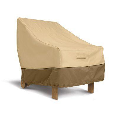 Classic Accessories 70912 Veranda Patio Lounge Chair Cover