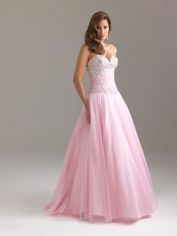 Tulle Prom Dresses 2013