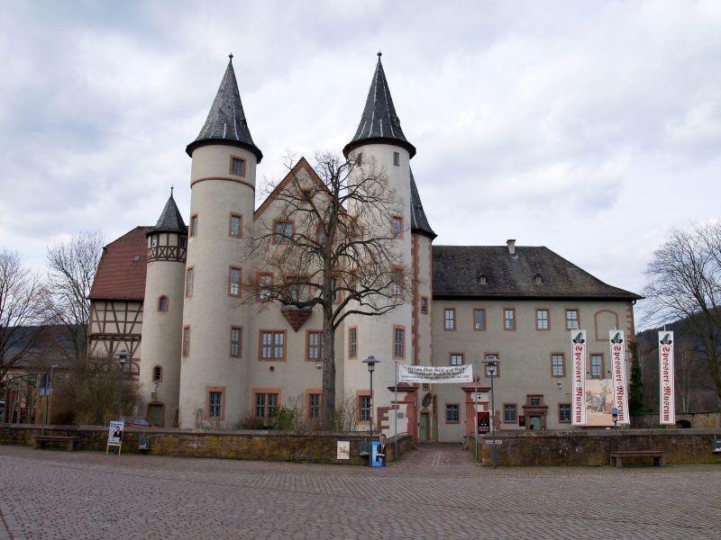 Schloss Zu Lohr Am Main
