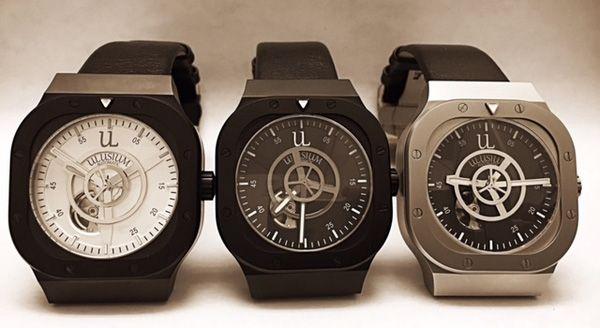 3 mẫu đồng hồ The Mach mới