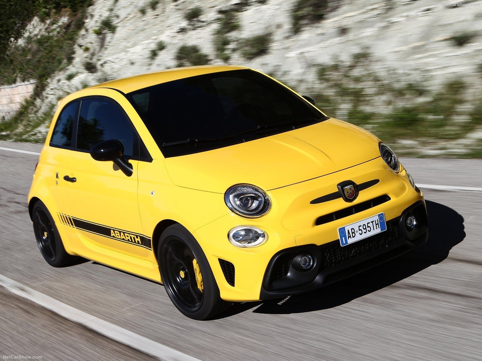 2017 Fiat 595 Abarth 1 4 T Jet Abarth Entry Level Model
