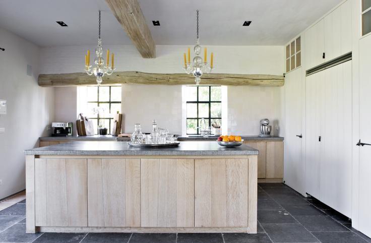 Laat je inspireren door de metamorfoses droomhuizen en for Ontwerp je eigen keuken