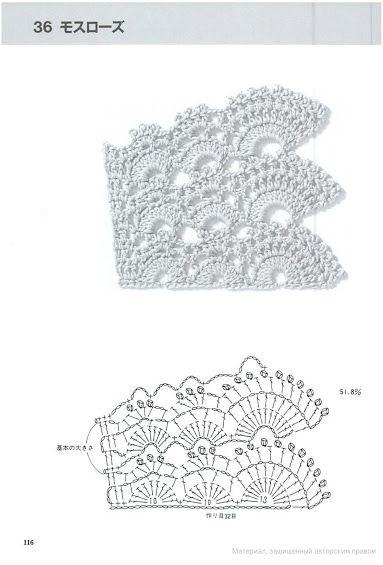 Mãos de Axé da Foroji: Gráficos para batas, saias e outras peças em croche