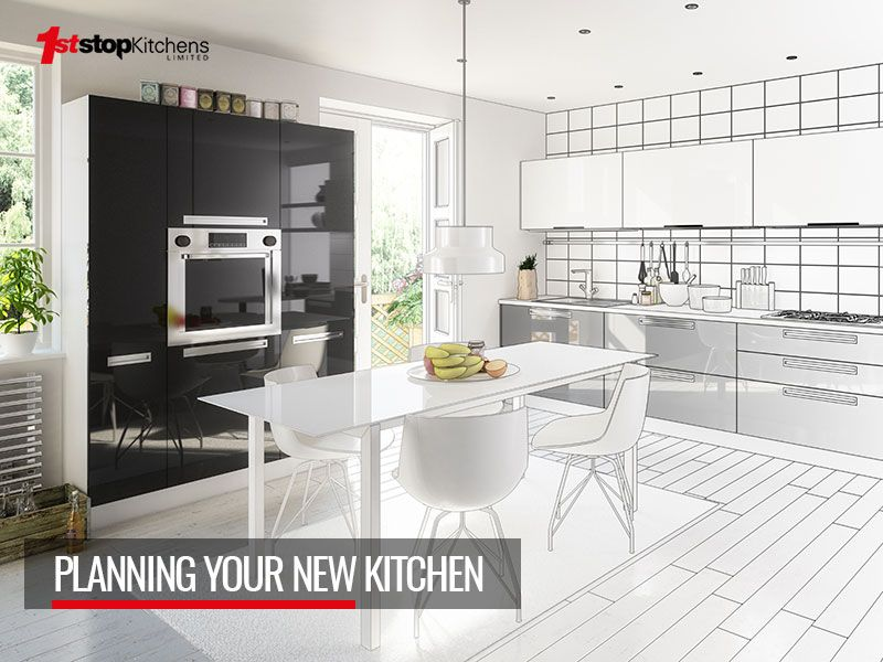 Planning Your New Kitchen | Tape measure and Kitchens