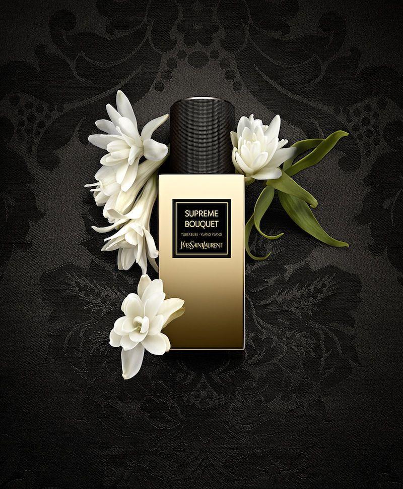 cc0d6479703e Olivier Arnaud still life photographer - YSL parfums - YSL Supreme Bouquet  perfume #luxury #flowers #luxury