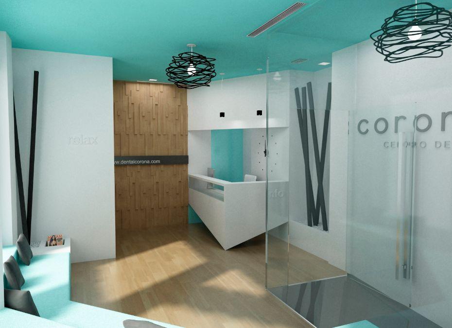 Arquitectura interiorismo dise o decoraci n cl nica dental ideas consul clinica dental - Decoracion clinica dental ...