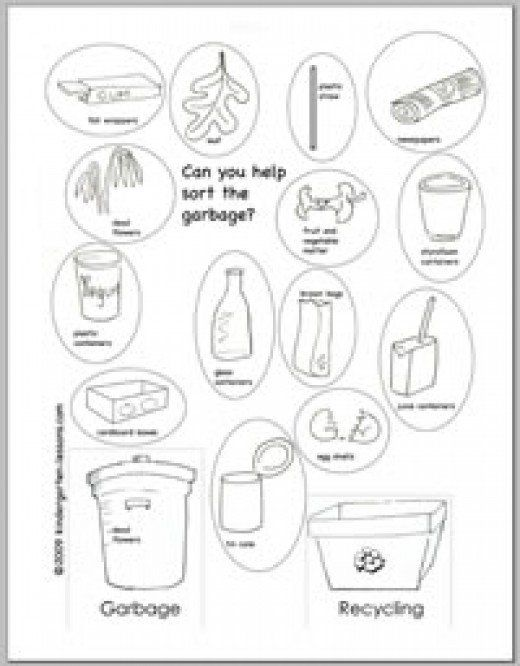 kids free recycling worksheets coloring books online games and educational videos