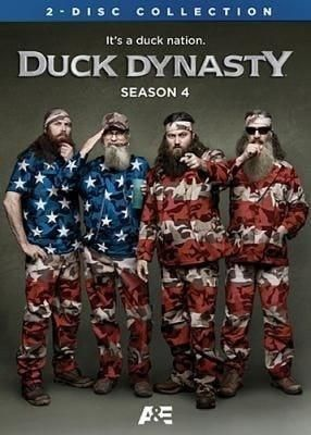 Duck Dynasty: Season 4 (2 DVD)