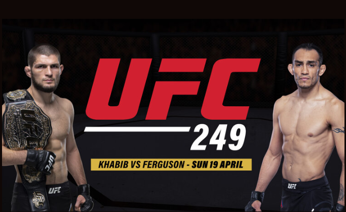 How To Watch Ufc249 Live Streaming Exclusively On Apn On Espn Ufc Online Streaming Ufc Fight Night