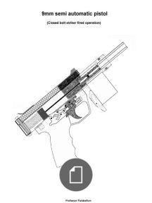 Homemade Break-barrel Shotgun Plans (Professor Parabellum