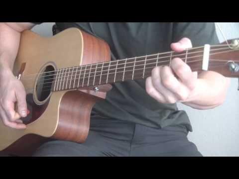 Tom Petty Wont Back Down Guitar Tutorial Chords Strumming Pattern