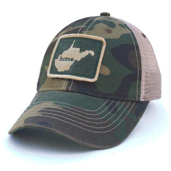 Awe Inspiring Homeland Tees Camo Wv Home Hat Etsy Homelandtees Take Me Interior Design Ideas Philsoteloinfo