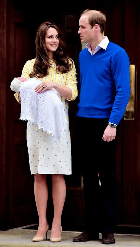 William & Catherine +George