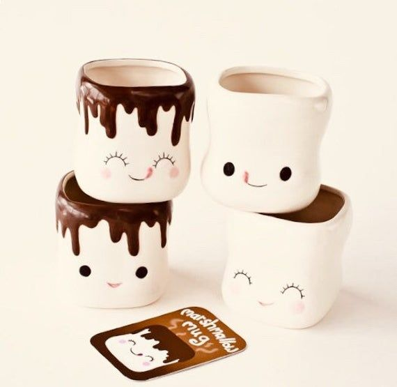 180degree Brand Marshmallow Mugs #teamugs