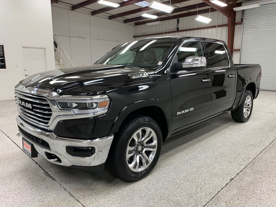 Save 4700 on this 2019 Ram 1500 Crew Cab Laramie Longhorn