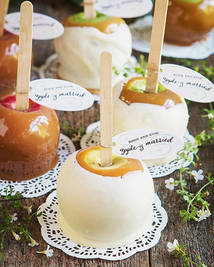 Wedding Favors Food: Three Budget-Friendly Wedding Favor Ideas