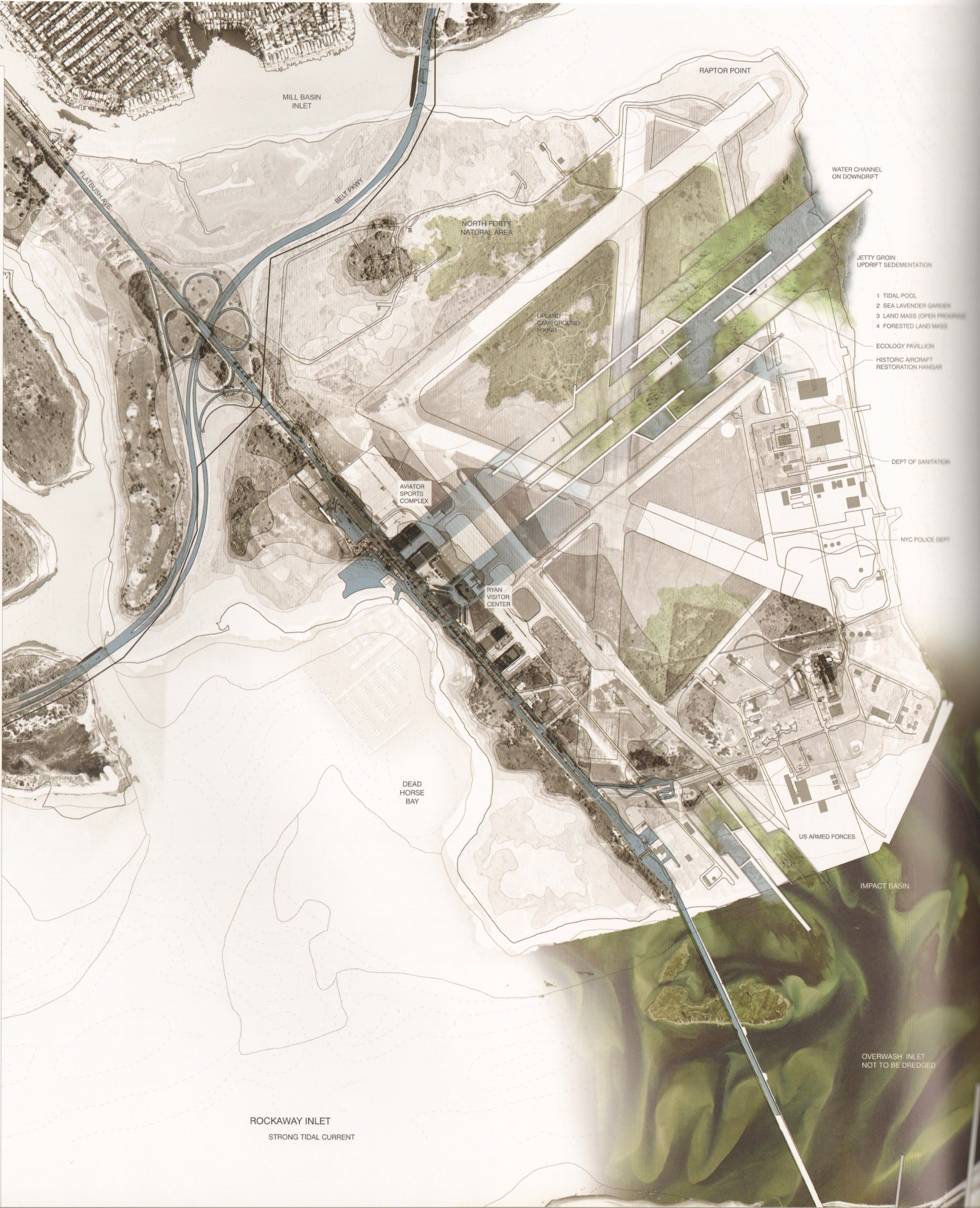 Site Architecture Map: Gateway Map. I Love The Use Of Topography Lines, Variably
