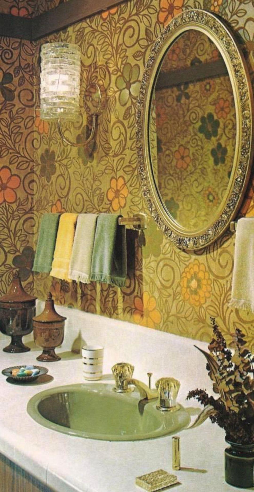 Amazing 70s Home Decor : 61+ Best Ideas | Kitchen and Bath ...