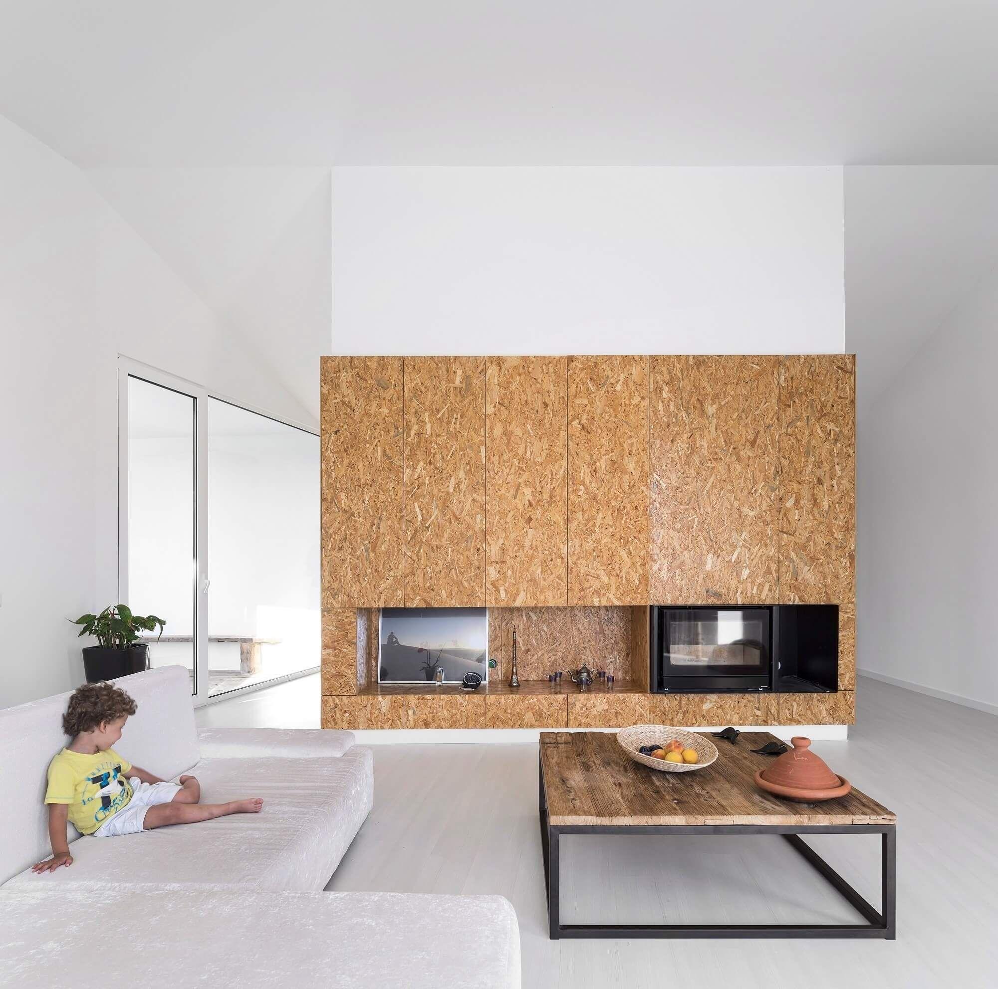 Texugueira House by Contaminar | HOUSE INTERIOR | Pinterest