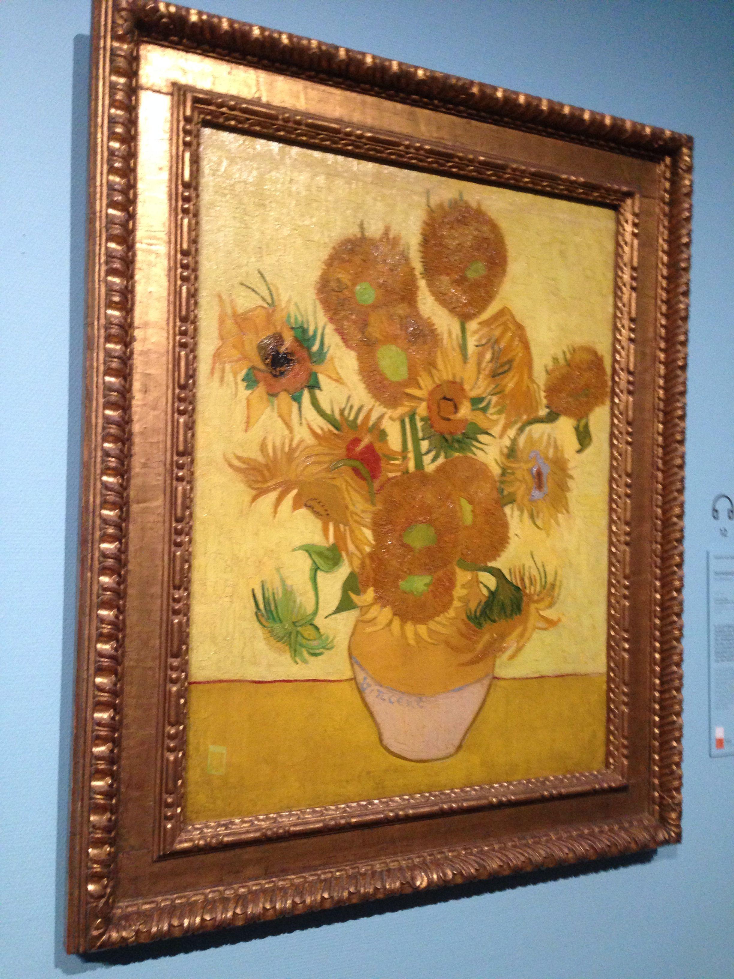 Girasoli sono una serie di dipinti ad olio su tela realizzati tra il 1888 e il 1889