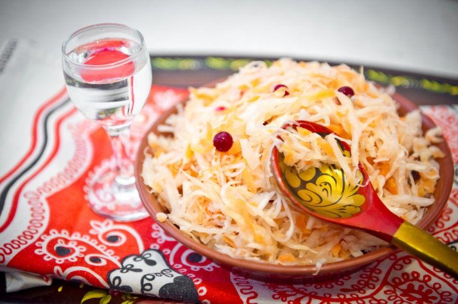 квашение капусты рецепты с водкой
