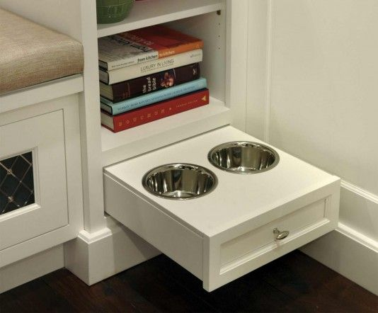 Kitchens: \'Love Your Pet\' - Broadway Kitchens | Pet-Friendly ...