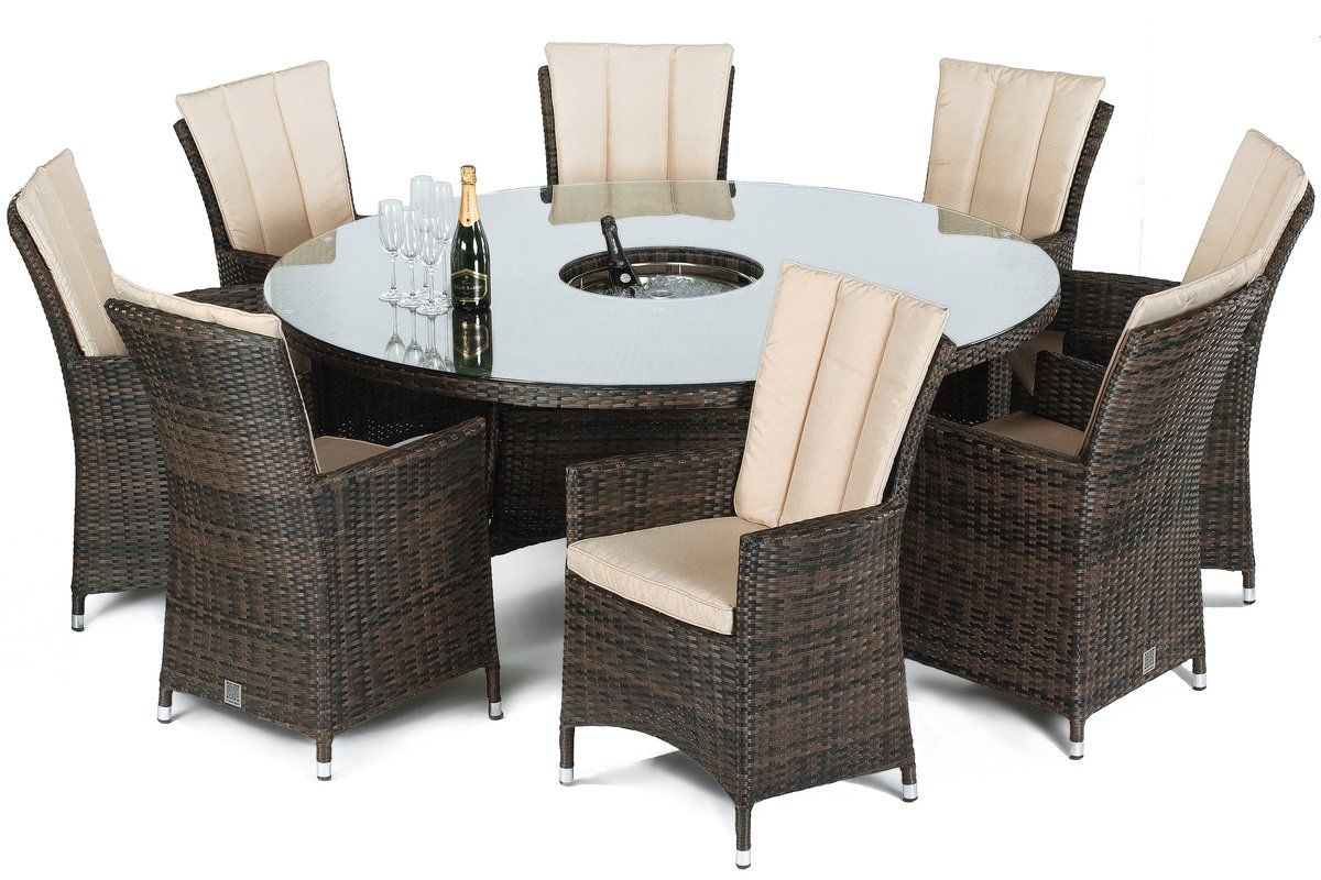 8 seater dining set with cushions dining table chairs
