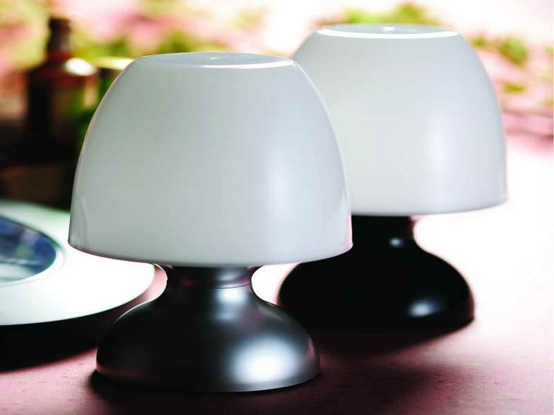 Liances Battery Operated Table Lamps Led Lights Ed As Well Liancess