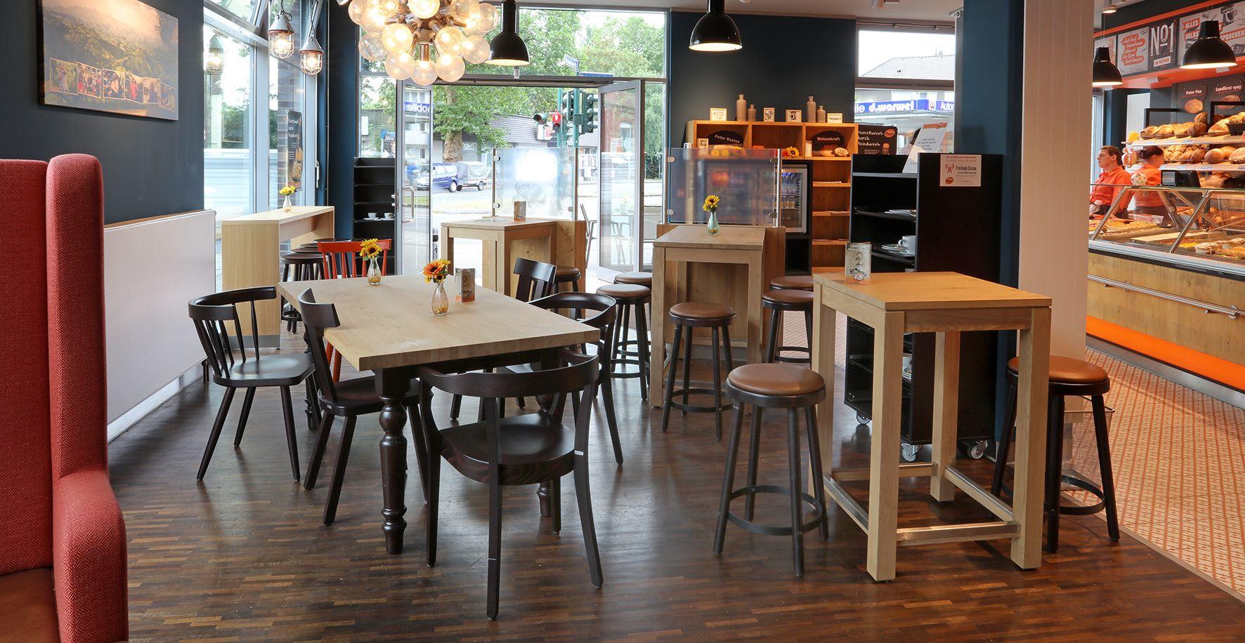 Anspruchsvoll Schnieder Stuhlfabrik Beste Wahl Einrichtung Bäckerei + Café Essen I |