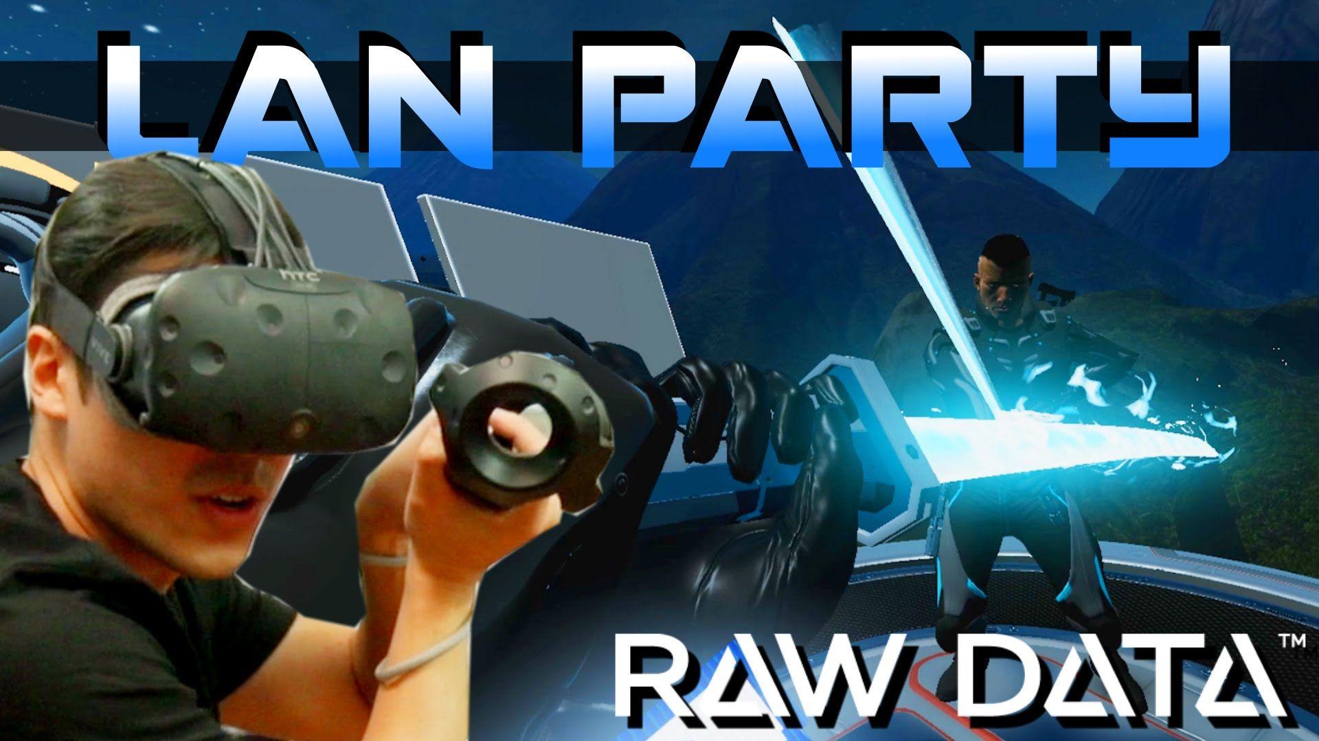 VR Katana PVP Duels Raw Data Lightsaber fight, Virtual