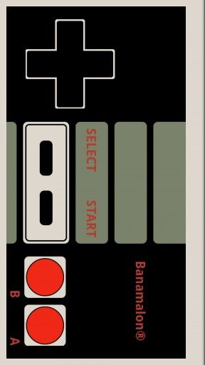 Control NES Wallpapers phone Pinterest Nintendo