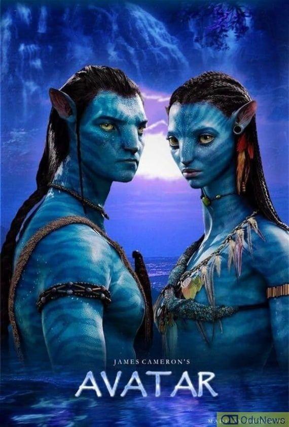 Avatar 2_ James Cameron Unveils poster