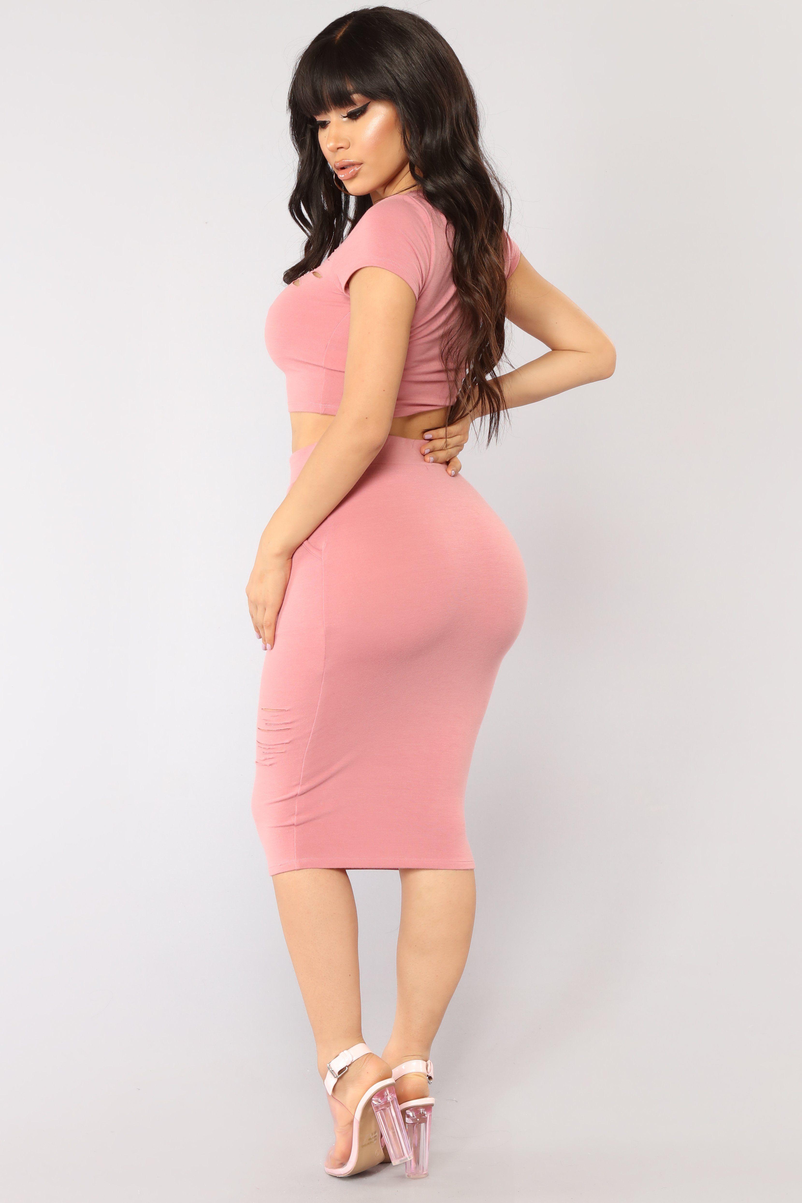 Casual Lover Top - Mauve | Modelos con curvas, Curvas y Modelo