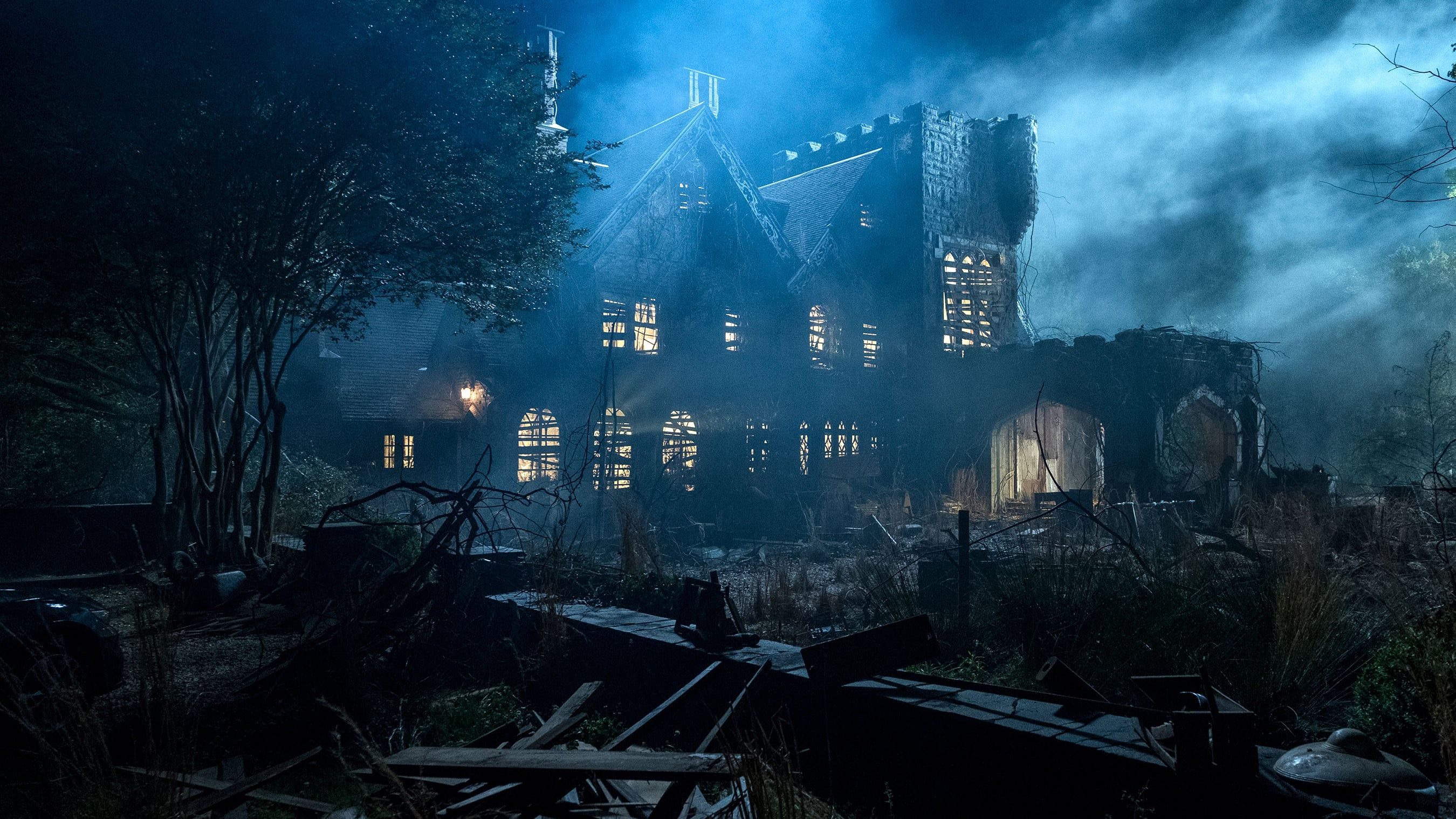 The Haunting Of Hill House House On A Hill Netflix Horror Netflix Horror Series