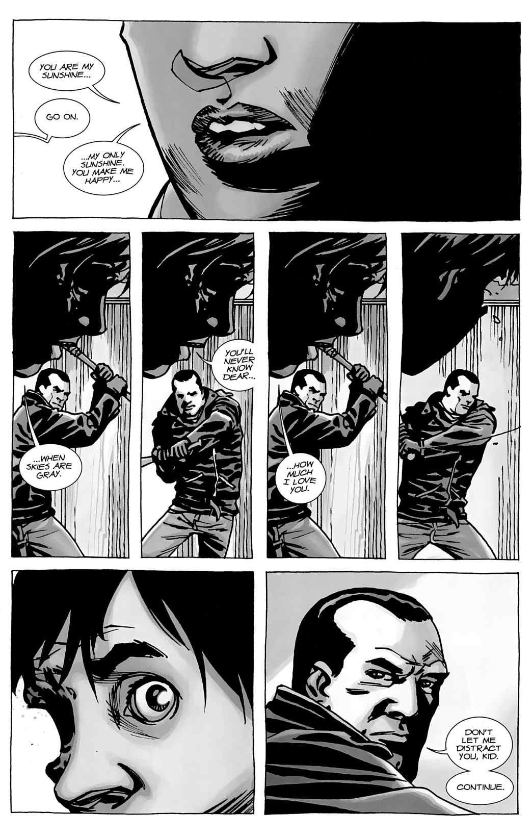 Read Comics Online Free The Walking Dead Chapter 105 Page 16