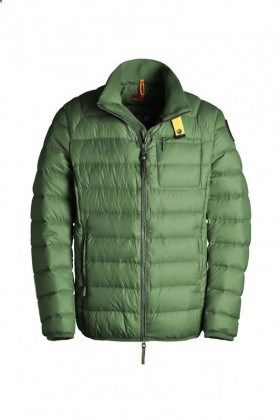 PJS Parajumpers UGO Men Jacket in Green