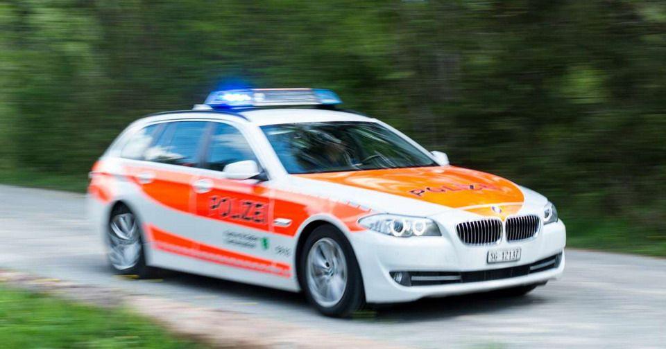 Schweiz Mazedonier stirbt nach Sturz von Leiter