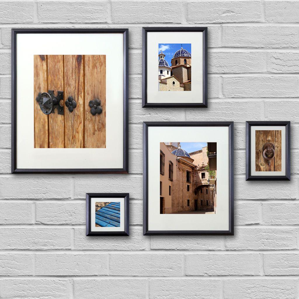 Black Frame Set By Studio Decor Studio Decor Frame Set Photo Frame