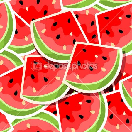 Vector illustration of a seamless background with