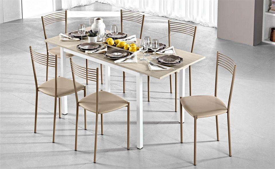 Tavolo e sedia Speedy Mondo Convenienza Table, chairs