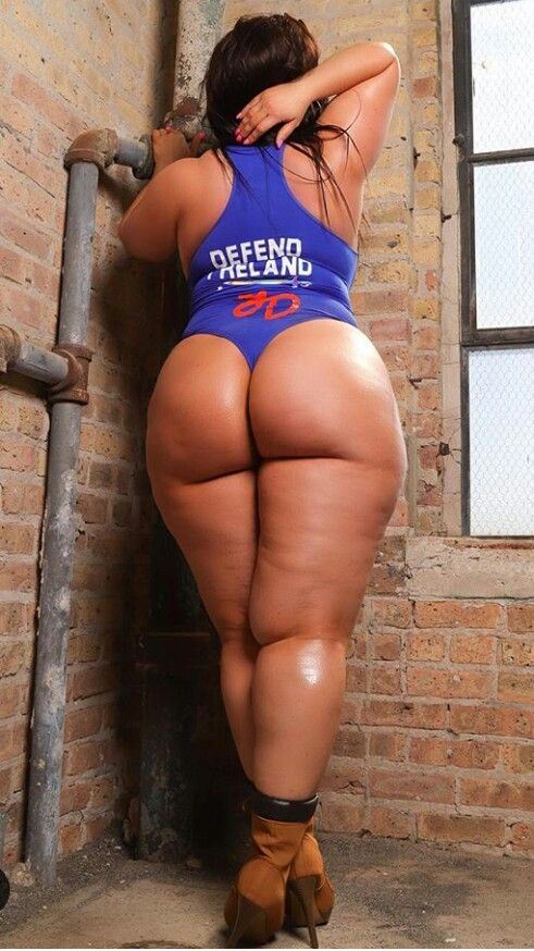Thick Phat Booty Bitches